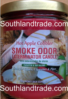 Hot Apple Cobbler Candle