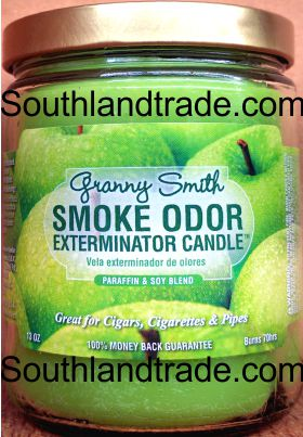 Granny Smith Candle